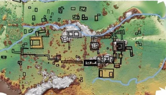 Tìm ra thủ đô của Vương quốc Maya cổ đại tại Mexico - 1