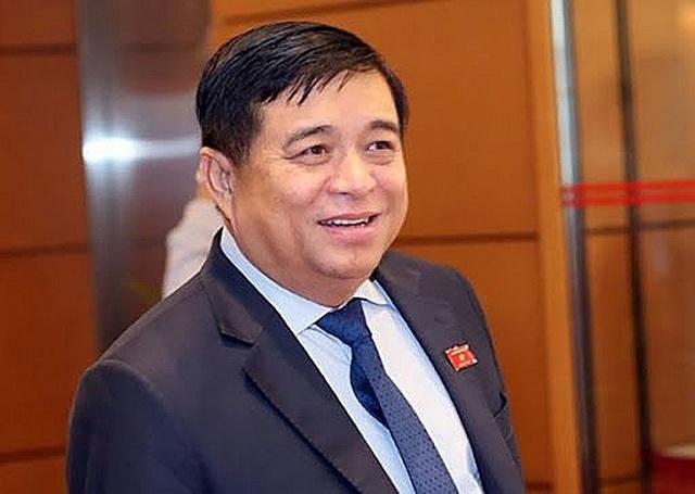 Xét nghiệm lần 3, Bộ trưởng Nguyễn Chí Dũng âm tính Covid-19 - 1