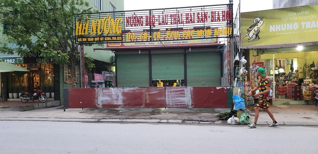 Quán nhậu làm ăn tốt phải đóng cửa, siêu thị ế ẩm chuyển bán online vì dịch - 1