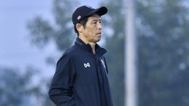 HLV Nishino làm điều bất ngờ ở đội tuyển và U23 Thái Lan - 1