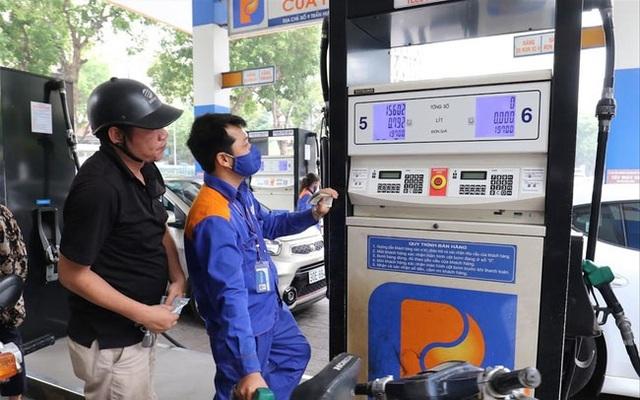Giá xăng dầu đồng loạt giảm sốc đến từ chiều nay - 1
