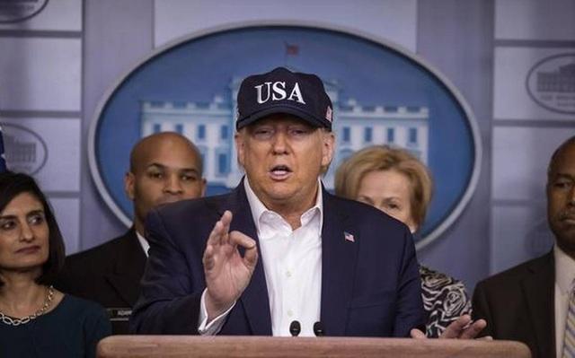 Tổng thống Trump âm tính với Covid-19 - 1