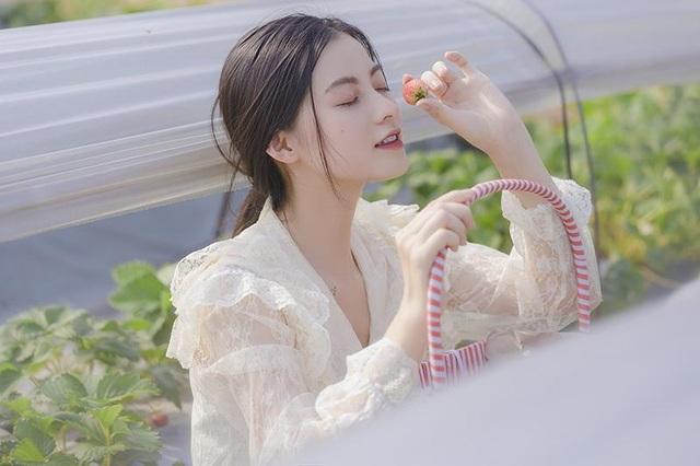 Xao xuyến vẻ đẹp trong veo như sương mai của cô gái Bắc Giang - 4