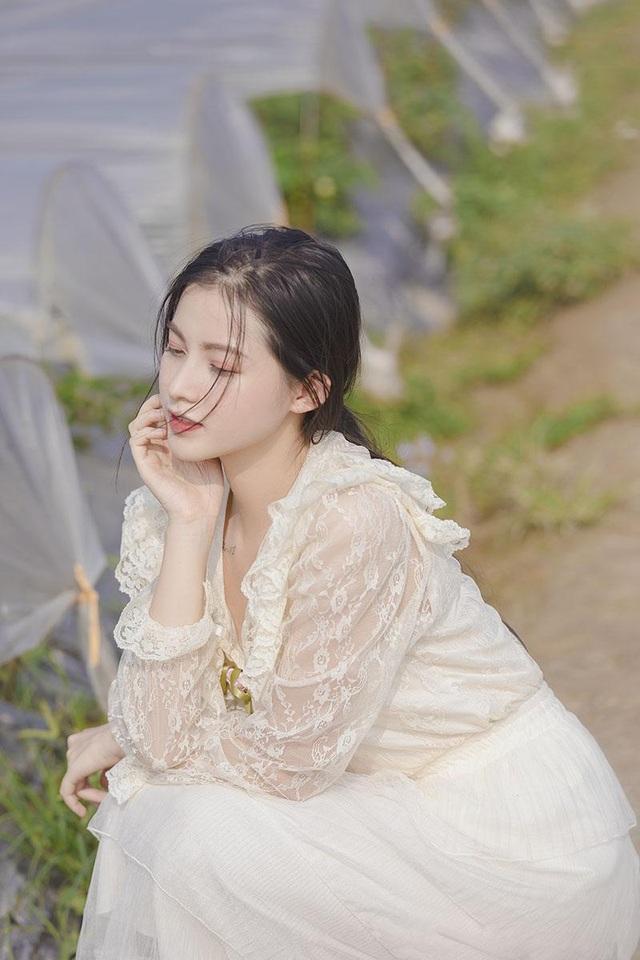 Xao xuyến vẻ đẹp trong veo như sương mai của cô gái Bắc Giang - 8