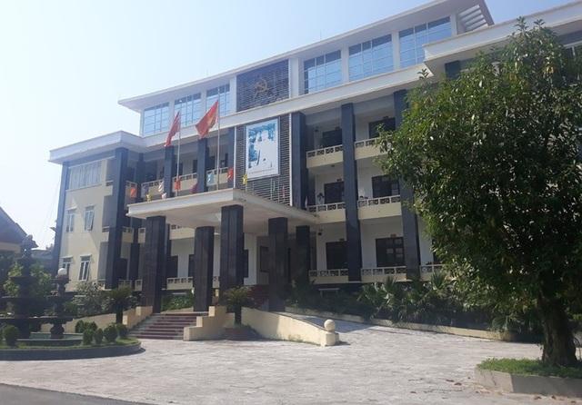 Ủy ban kiểm tra Trung ương yêu cầu báo cáo vụ huyện nợ hơn 50 tỷ đồng - 1