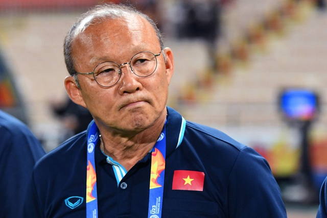 """VFF không để HLV Park Hang Seo """"ngồi chơi"""" - 1"""