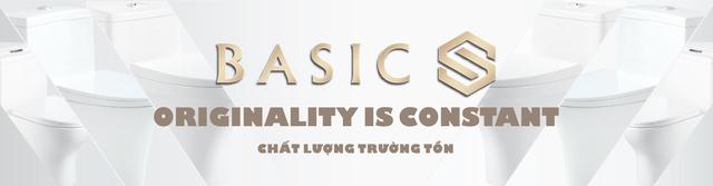 Basics Vietnam mang đến thiết bị vệ sinh tốt nhất cho mọi công trình - 2