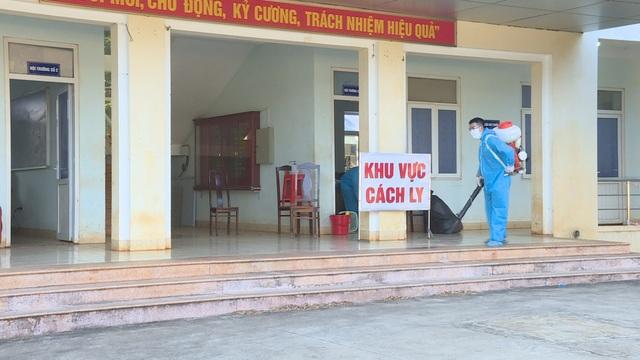 Quảng Nam chuẩn bị 34 khu cách ly tập trung chứa được hơn 3000 người - 2