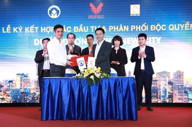 Hải Phát Land đầu tư phát triển dự án Dương Kinh New City - 1