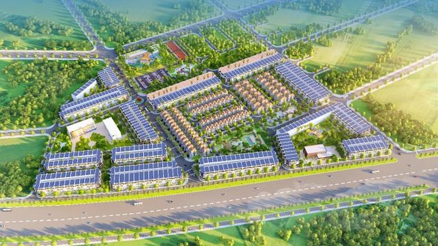 Hải Phát Land đầu tư phát triển dự án Dương Kinh New City - 2