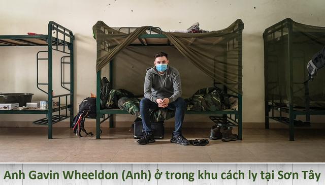 Cuộc sống trong khu cách ly Việt Nam qua cảm nhận của chàng trai Anh quốc - 1