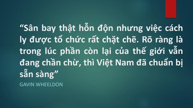 Cuộc sống trong khu cách ly Việt Nam qua cảm nhận của chàng trai Anh quốc - 3