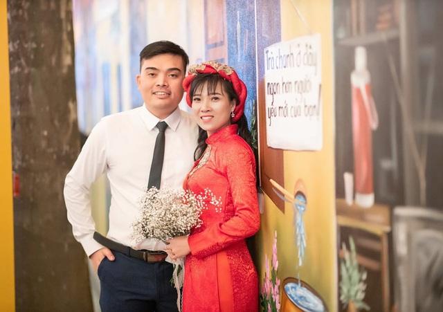 Cô dâu Hải Phòng hoãn cưới, hàng xóm xúm vào giải cứu 75 mâm cỗ - 1