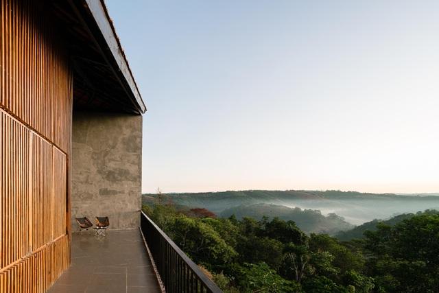 Chiêm ngưỡng ngôi nhà trên đỉnh đồi, quanh năm ngắm mây giăng ở Đăk Nông - 2