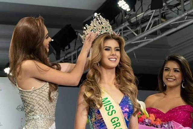 Nhan sắc yêu kiều của tân hoa hậu Guatemala - 5