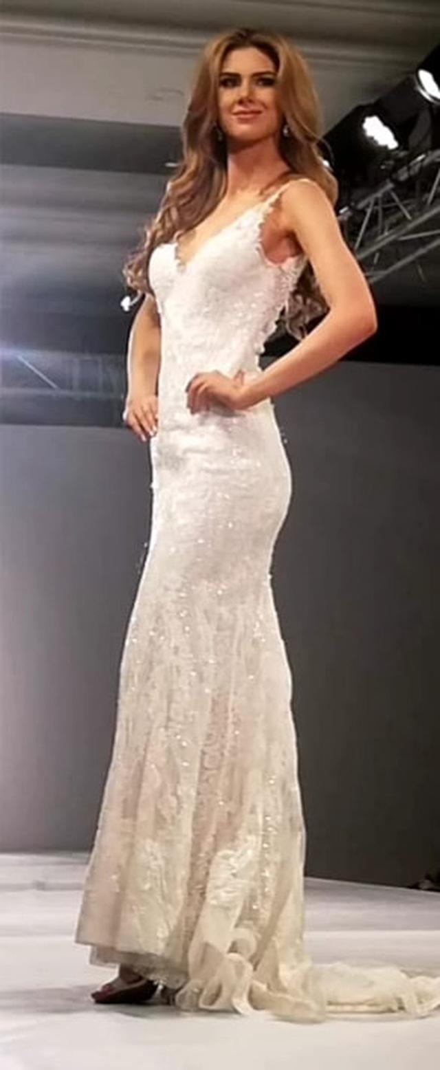 Nhan sắc yêu kiều của tân hoa hậu Guatemala - 7