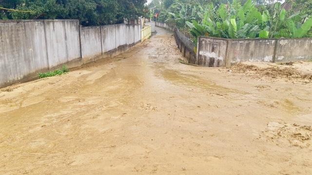Dự án xả bùn tràn lênh láng khắp khu dân cư - 3