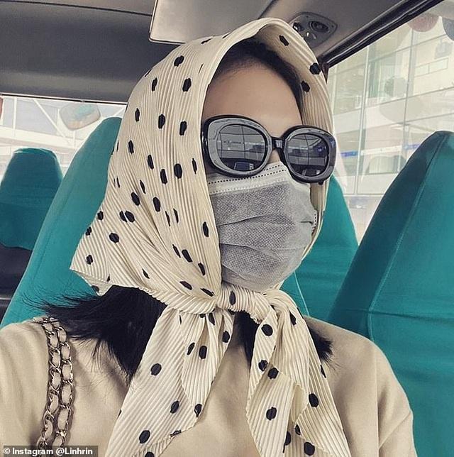 Lên báo Anh nhờ đeo khẩu trang, Linh Rin hé lộ Phillip Nguyễn tạo cảm hứng - 1