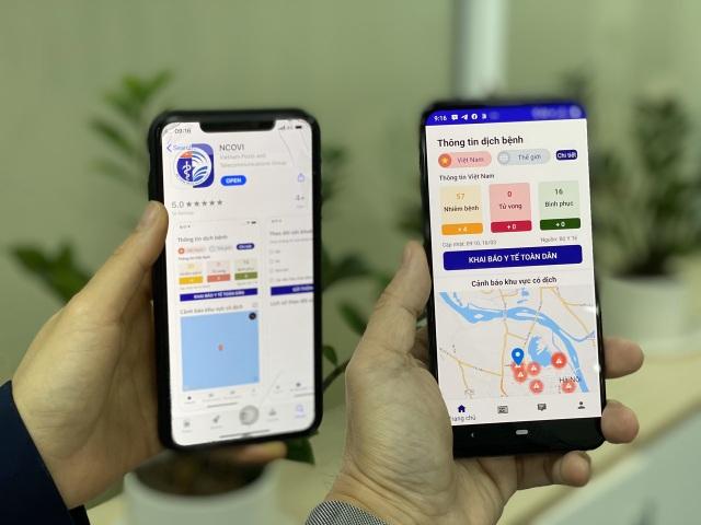 VinaPhone miễn phí 3G/4G truy cập app NCOVI – Hỗ trợ người dân khai báo y tế - 1
