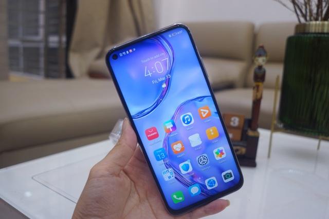 Cận cảnh Huawei nova 7i - Smartphone tầm trung với cụm 4 camera nổi bật - 3