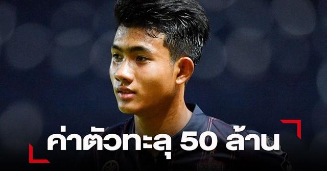 Suphanat Mueanta được giải J-League định giá hơn 36 tỷ đồng - 1