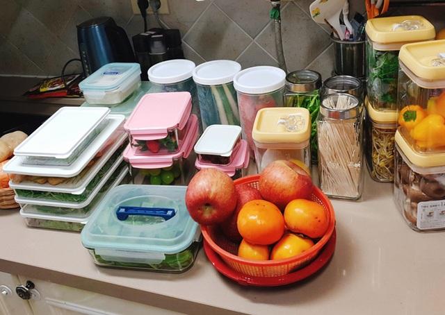 Cách tích trữ đồ trong tủ lạnh sạch sẽ, khoa học, tiết kiệm không gian - 2