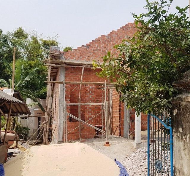 Bình Định: Sập giàn giáo, 2 thợ xây thương vong