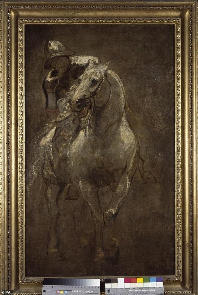 Kẻ trộm đánh cắp 3 bức tranh quý khỏi triển lãm của Đại học Oxford - 1