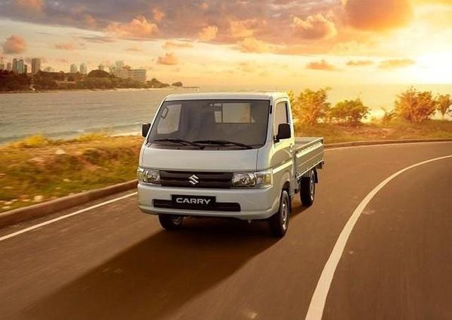Sở hữu xe tải Suzuki Carry Pro 2020 chỉ với 100 triệu đồng tại Thế giới Xe tải - 1