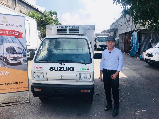 Sở hữu xe tải Suzuki Carry Pro 2020 chỉ với 100 triệu đồng tại Thế giới Xe tải - 4