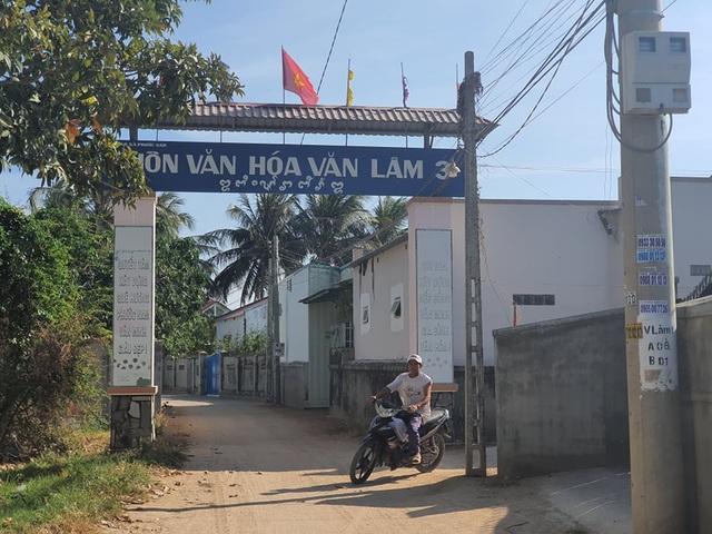 Ninh Thuận cách ly toàn bộ một thôn hơn 5.000 dân - 1