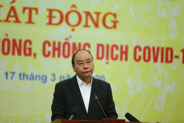 Thủ tướng: Tôi tin tưởng Việt Nam sẽ đẩy lùi được đại dịch Covid-19 - 1