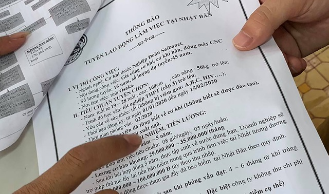 Bài 2: Hoạt động dịch vụ việc làm tại Bình Phước đìu hiu vì Covid-19 - 4