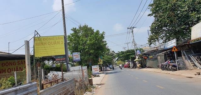 Cầu sắt chưa xong, giá đất quanh bến phà An Phú Đông đã tăng mạnh - 2