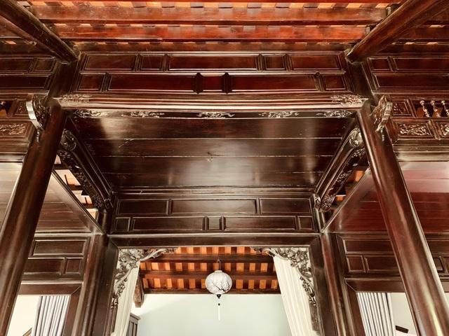 Bất ngờ với căn nhà cổ trăm tuổi đẹp hiếm có của cặp vợ chồng người Huế - 8