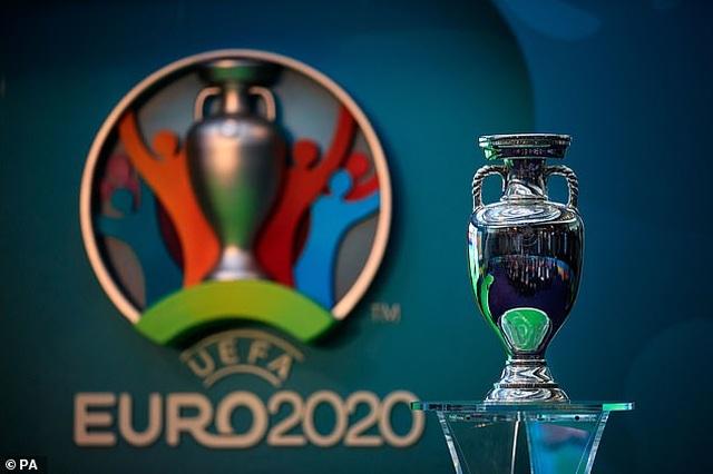 Euro 2020 bị hoãn, UEFA sẵn sàng trả lại tiền vé cho người hâm mộ - 1