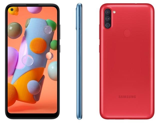 Samsung và Nokia âm thầm ra mắt smartphone giá rẻ - 1