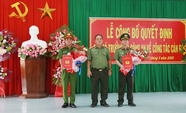 Điều động, bổ nhiệm hàng loạt cán bộ Công an tỉnh Thừa Thiên Huế - 2