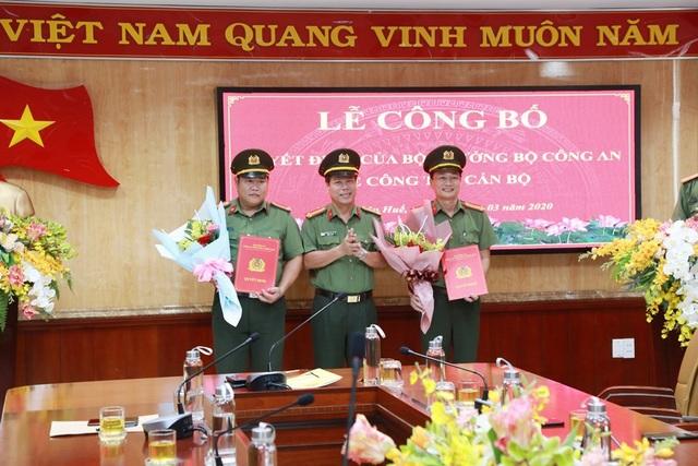 Điều động, bổ nhiệm hàng loạt cán bộ Công an tỉnh Thừa Thiên Huế - 4