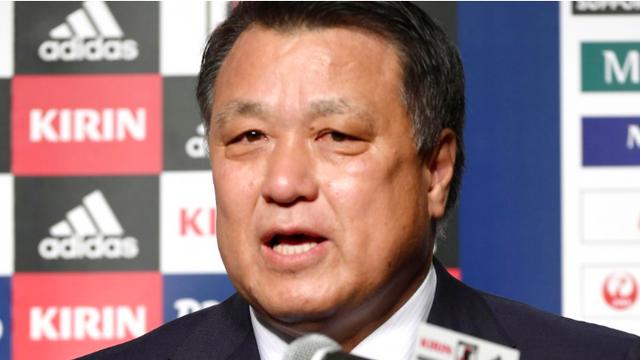 Chủ tịch Liên đoàn bóng đá Nhật Bản dương tính với Covid-19 - 1