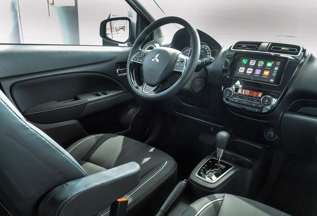 Mitsubishi ra mắt Attrage thế hệ mới, khởi điểm từ 375 triệu đồng - 3