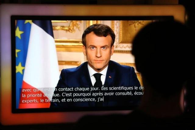 Pháp triển khai 100.000 cảnh sát, phong tỏa toàn quốc để ngăn Covid-19 - 1
