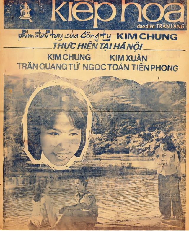 Phim Việt Nam nổi bật trong thập niên 50 - 1