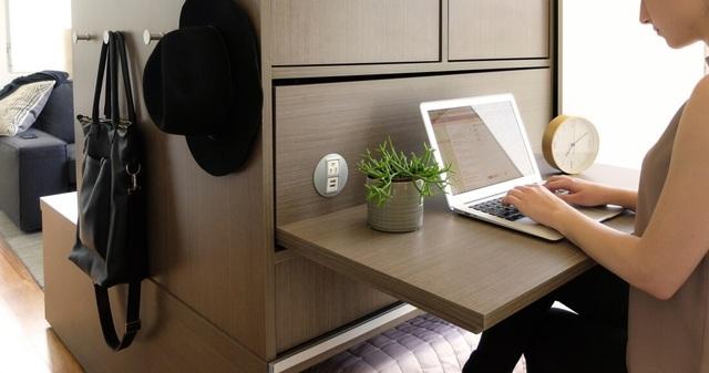 Màn biến hóa không tưởng của những nội thất thông minh cho căn nhà nhỏ - 2