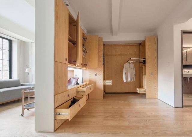 Màn biến hóa không tưởng của những nội thất thông minh cho căn nhà nhỏ - 8