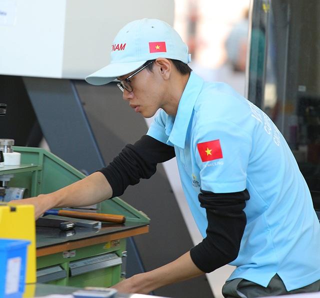 Từ tấm HCB tay nghề thế giới đến Gương mặt trẻ Việt Nam tiêu biểu - 3