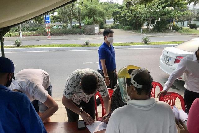 Đà Nẵng: Hàng trăm sinh viên tình nguyện phòng, chống dịch Covid-19 - 3