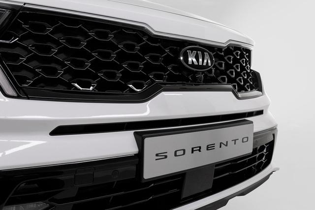 Kia Sorento 2021 chính thức ra mắt - Hoàn toàn lột xác - 8