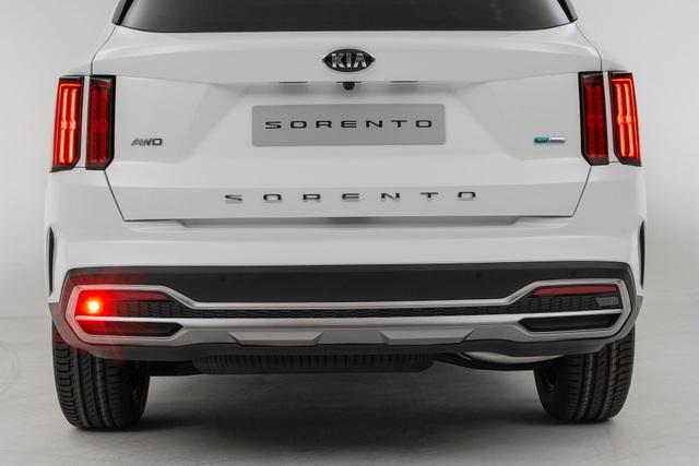 Kia Sorento 2021 chính thức ra mắt - Hoàn toàn lột xác - 14