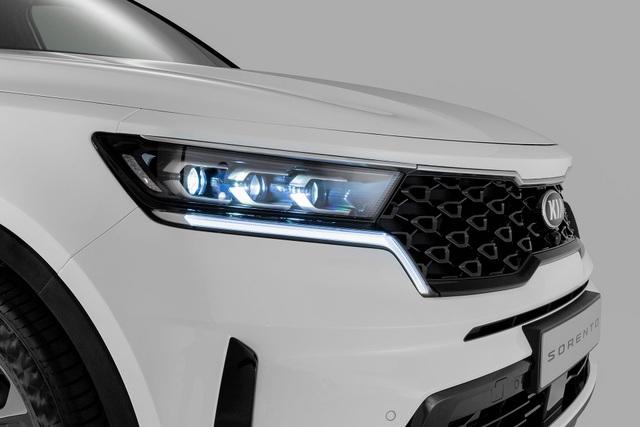 Kia Sorento 2021 chính thức ra mắt - Hoàn toàn lột xác - 4